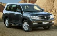 Galerias Toyota Land Cruiser 200