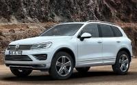 Galerias Volkswagen Touareg