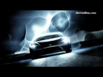 Video Lotus Esprit Concept