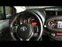 Video Toyota Yaris 2011 - Analisis Plazas Delanteras