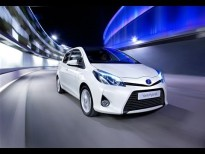 Video Toyota Yaris 2011