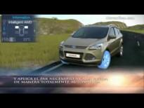 Vídeo Ford Kuga, sistema de tracción integral