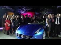Japan celebrates the Premiere of Ferrari California T in Tokyo