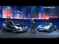 Vídeo BMW i series presentacion 1