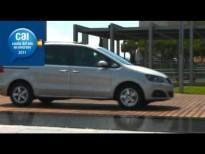 Video Seat Alhambra -Candidato Coche del Año de Internet 2011-