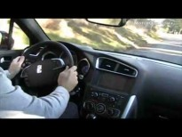 Vídeo Citroen DS4, prueba dinámica