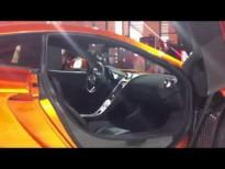 McLaren MP4c presentación en Madrid (Videoblog)