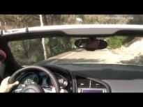 Video Audi R8 2010 - Spyder Conduccion
