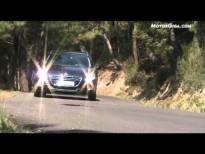 Video Peugeot 508 2011 - Prueba Dinamica 508