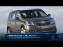 Vídeo Chevrolet Orlando, entrevista al jefe producto
