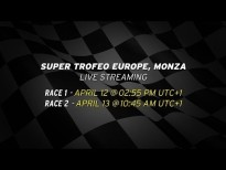 Lamborghini Super Trofeo Europe 2014 - Monza: Race 2
