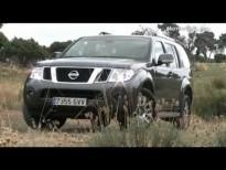 Video Nissan Pathfinder prueba dinámica