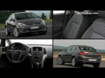Video Opel Astra 2013 - Sedan Entrevista