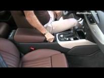 Video Audi A6 2012 - Analisis Asientos Delanteros