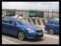Video - Nuevo Skoda Octavia RS