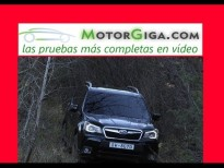 subaru forester 2013 prueba off road
