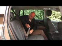 Video Opel Zafira-tourer 2012 - Analisis Segunda Fila Asientos