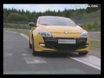 Video - Renault Mégane RS (Entrevista José Manuel Jáñez)