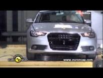 Vídeo Audi A6 2011 Euroncap