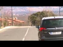 Video Opel Zafira-tourer 2012 - Prueba Dinamica