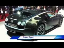 Salón de Ginebra 2011 Bugatti