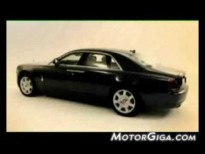 Video - Rolls Royce Ghost 2009