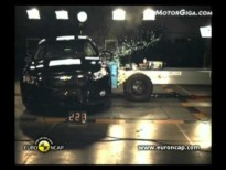 Video - Prueba EuroNCAP Chevrolet Cruze