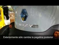 Renault Twizy, fabricación y datos básicos