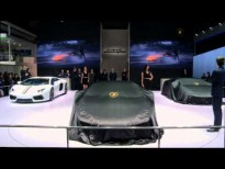 AUTOMOBILI LAMBORGHINI AT THE AUTO CHINA 2014 IN BEIJING: PRESS CONFERENCE
