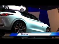 Vídeo Infiniti en el Salón de Ginebra 2011