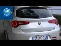 Video Alfa Giulietta -Candidato a Coche del Año de Internet 2011-