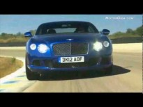 Video Bentley Continental-gtc 2012 - Bentley Continental Gtc