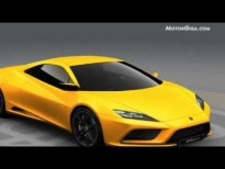 Video Lotus Elan Concept