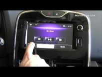 Video Renault Clio 2012 -  Infotainment