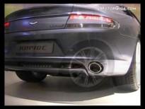 Video - Aston Martin Rapide (IAA 2009)