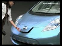 Video - Nissan LEAF; el coche eléctrico