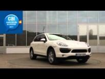 Video Porsche Cayenne -Candidato Coche del Año Internet 2011-
