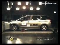 Video - Prueba EuroNCAP Peugeot 5008