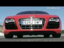video Prueba Audi R8 V10