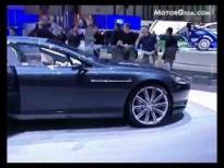 Video - Aston Martin Rapide (Imágenes de salón)