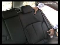 Video - Análisis de interiores Subaru Outback diésel 2009