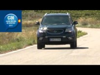 Video SsangYong Korando -Candidato Coche del Año de Internet 2011-