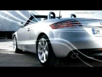 Video Audi TT roadster