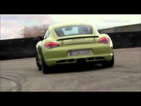 Video Porsche Cayman R