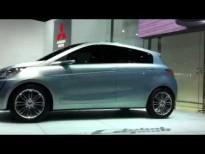 Video Mitsubishi en el Salón de Ginebra 2011