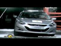 Vídeo Hyundai i40 2011 Euroncap