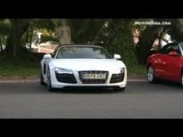 Video Audi R8 2010 - Spyder Datos