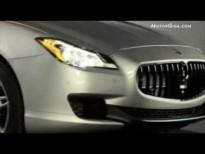 Video Maserati Quattroporte 2012