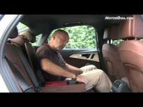Video Audi A6 2012 - Analisis Asientos Traseros