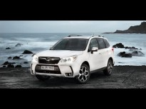 Subaru Forester 2013 características básicas